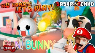 Run! Bunny Gameplay (Chin & Mouse Only)