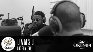 #LaSauce - Invité : DAMSO sur OKLM Radio - 03/04/17