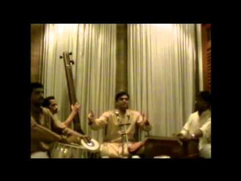 Pt Anand Thakore: Puriya Dhanashri, 'Chalat Pavan Jab Mand'