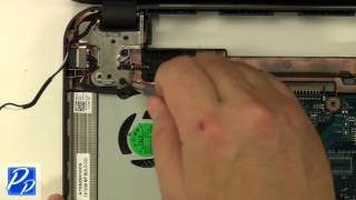 Dell Inspiron 15 (3521 / 5521) LCD Cable Replacement Video Tutorial