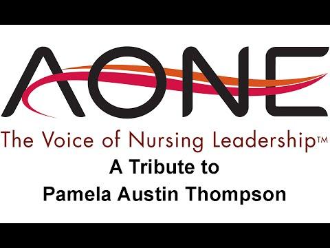 A Tribute to Pamela Austin Thompson