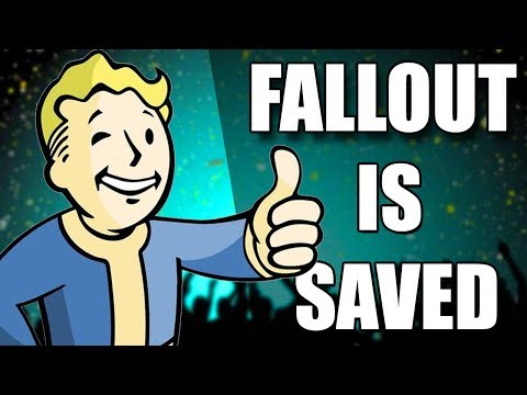 FALLOUT 76 IS SAVED! thumbnail