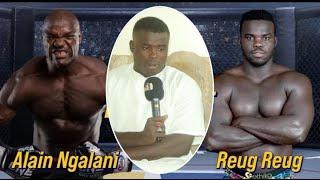 """Cheikh T Niang confiant pour la victoire de Reug Reug contre Alain Ngalani...""""dinako defal bagage.."""""""