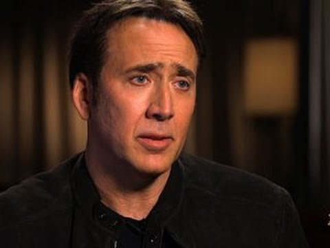 """Nicolas Cage's """"most disgusting horrible memory"""" from movies"""
