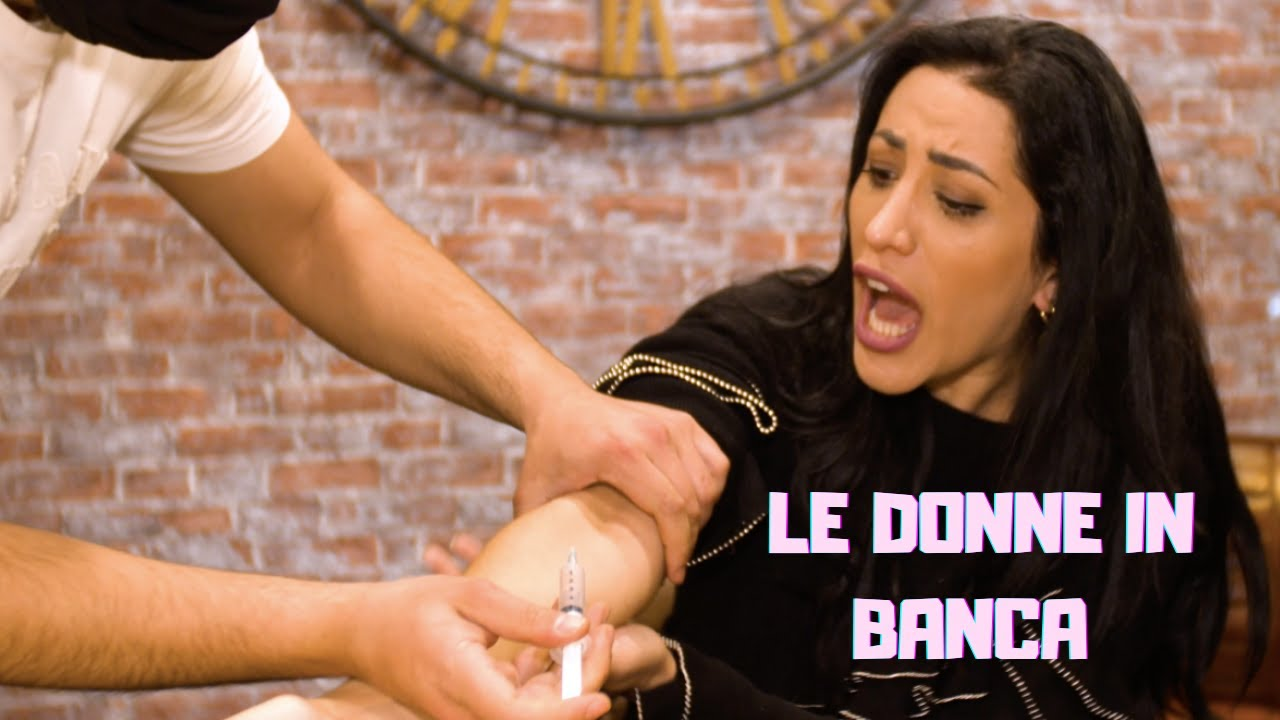 LE DONNE IN BANCA
