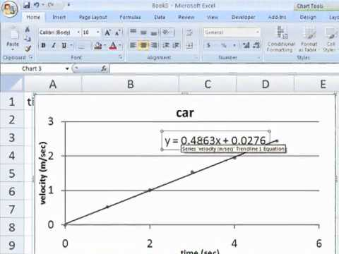 Regester's Using Excel 2007 Tutorial #12: Create a Best ...