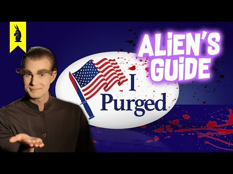 Alien's Guide to THE PURGE