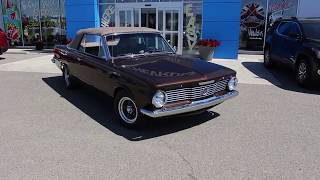 1964 Plymouth Valiant (SOLD)