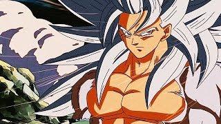 The True Power Of Super Saiyan 5 Goku
