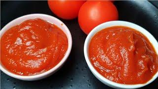 തക്കാളി 5 എണ്ണം  ഉണ്ടോ?എങ്കിൽ  Tomato Sauce ഇനി വീട്ടിൽ തന്നെ ഉണ്ടാക്കാം Tomato Ketchup Tomato Sauce