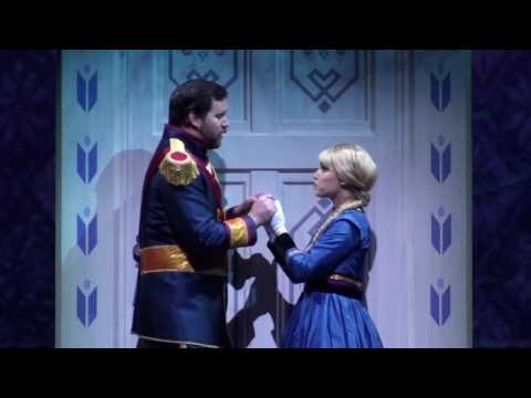 FROZEN LIVE! at The Hyperion Theater - Disney California Adventure