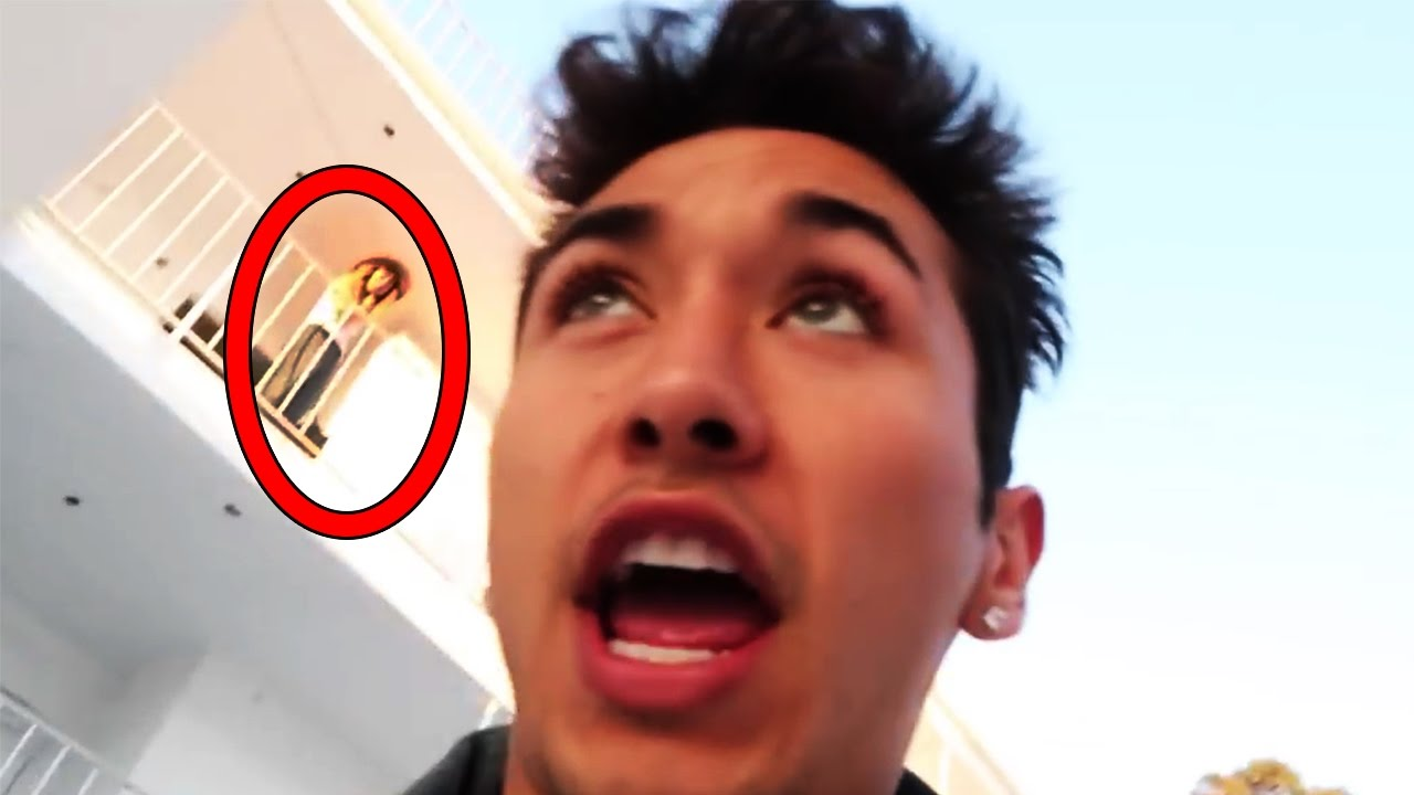 top 15 scary ghost sightings caught on camera by youtubers youtube