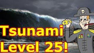 Level 25 Tsunami Hits Manhattan!