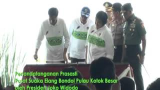 14 04 16 Gerakan Nasional Penyelamatan Tumbuhan Satwa Liar