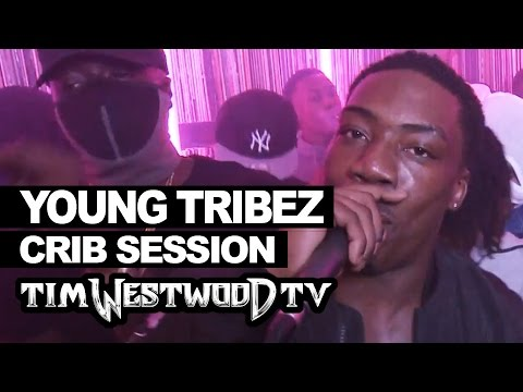 Young Tribez, £R, MMF freestyle - Westwood Crib Session