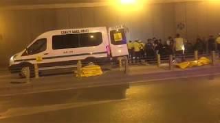 Konya'da 7 kişinin öldüğü feci kaza! Olay yerinden canlı...