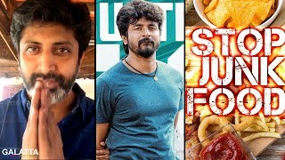 Court Order against Junk Food Ads and Velaikkaran 50th Day  Mohan Raja on a high