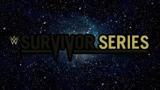 WWE SURVIVOR SERIES 2017 Match-Card