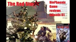 BioPhoenix Game reviews: The Red Star (PS2)