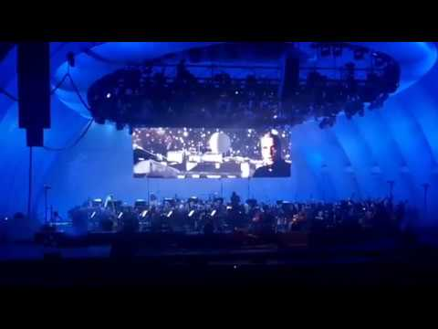 The Moody Blues Perform Days of Future Passed with the Hollywood Bowl Orchestra