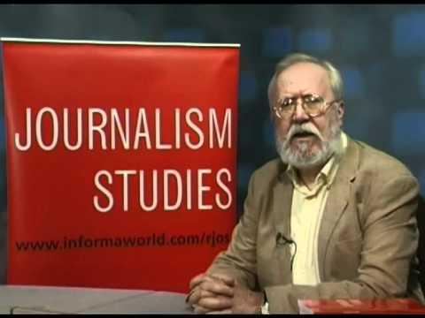 Journal 'Journalism Studies' June 2011