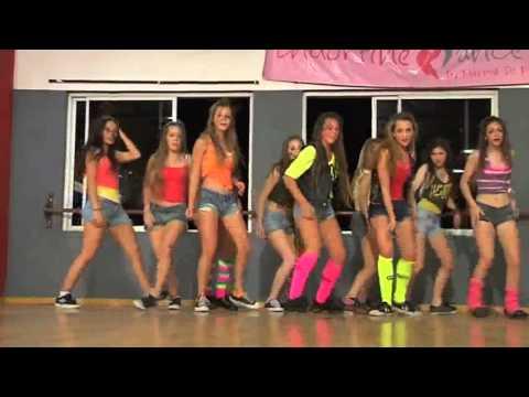 Coreografía de Party Rock - LMFAO (Anthem ft. Lauren Bennett & GoonRock)   TKM