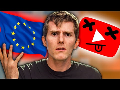 The EU is KILLING YouTube!? Mp3