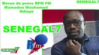 Revue de presse (Wolof) Rfm du Vendredi 02 Août 2019 avec Mamadou Mouhamed Ndiaye