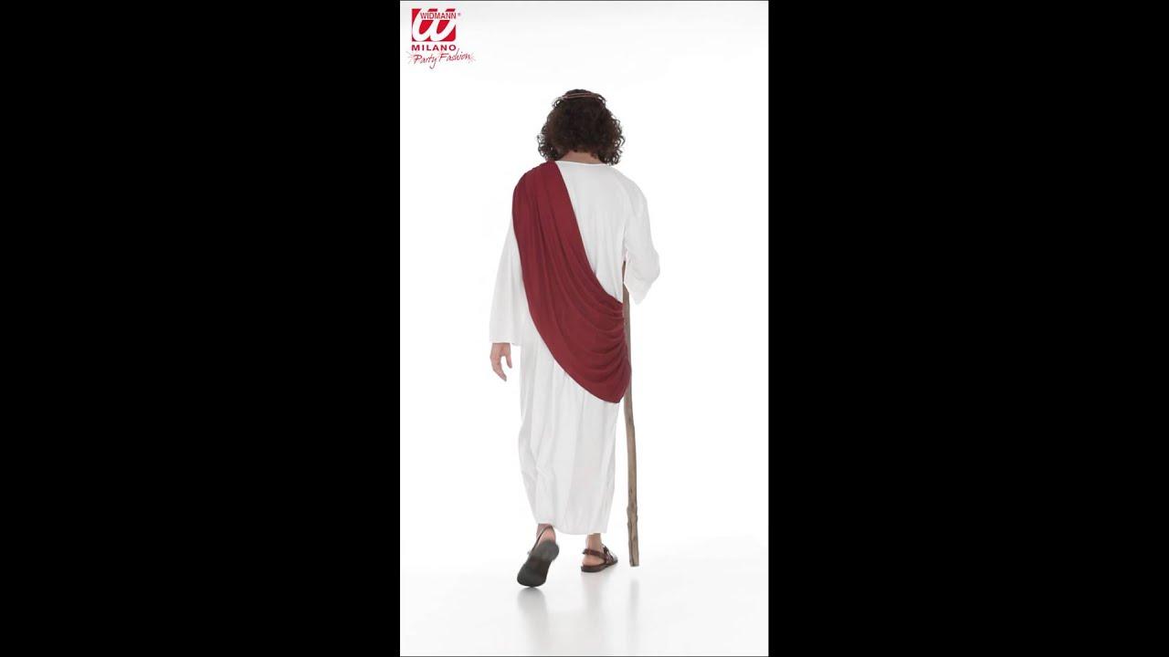 Disfraz de Jesus De Nazaret. - YouTube
