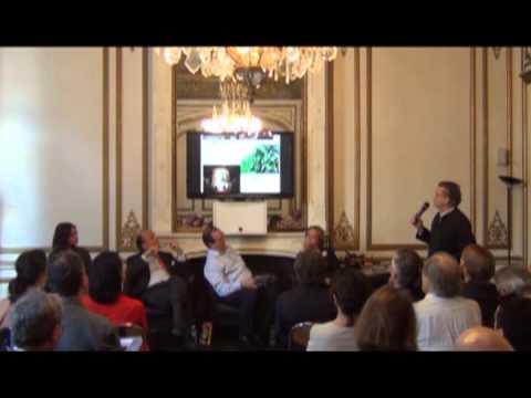 INSEAD Alumni Conference - Succès des vins français en Chine - 1/3