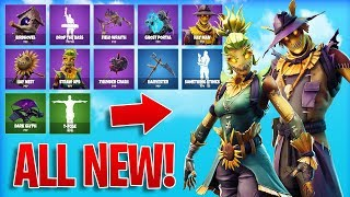 *ALL NEW* FORTNITE LEAKED SKINS/ITEMS! - NEW Skins, Emotes & MORE! (Fortnite Battle Royale)
