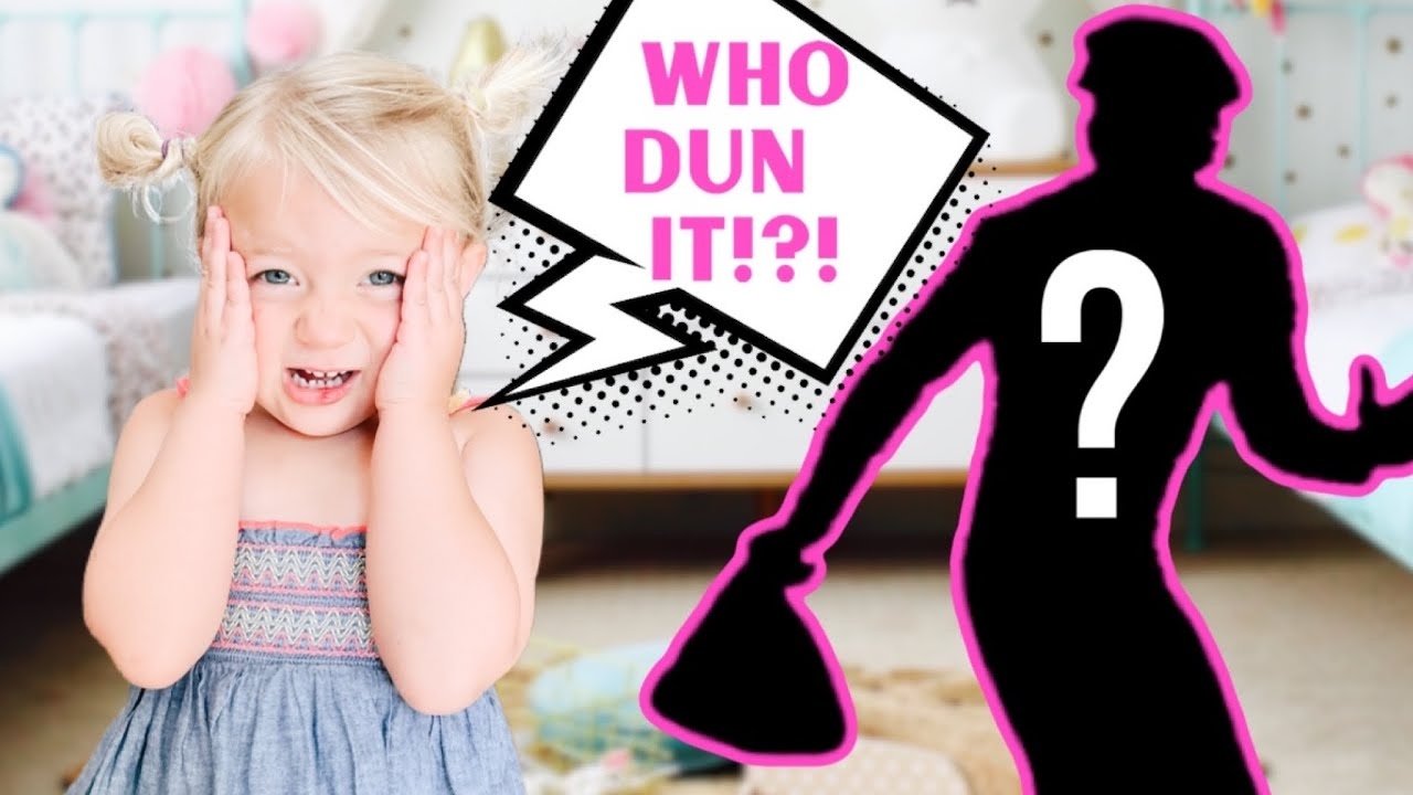 WHO DUN IT!?!?!? There's a UNICORN Thief!!!