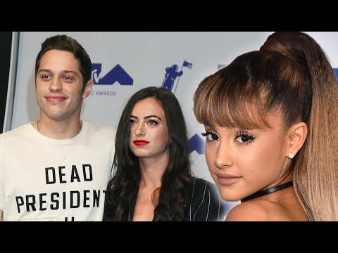 Pete Davidson Ex Cazzie David Speaks On Their Break Up & Ariana Grande