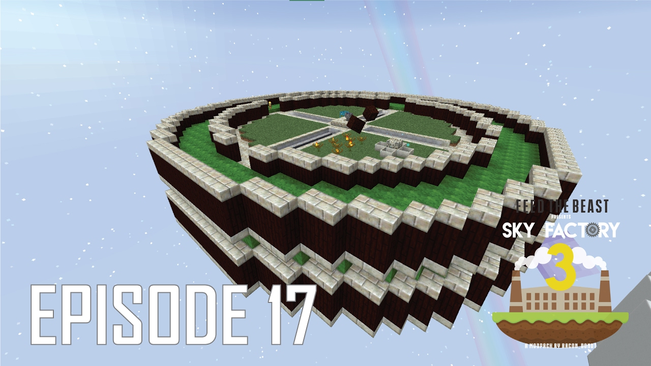 how to start botania in sky factory 3