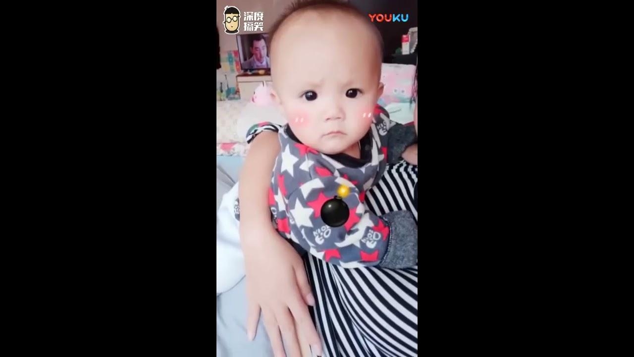 搞笑视频:抖音短视频搞笑合集可爱的宝宝系列