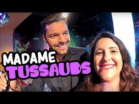 THE ORLANDO EYE + MADAME TUSSAUDS
