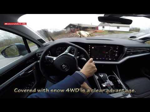 VW Touareg 3,0 TDI SCR Test