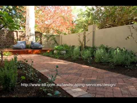 Basic Garden Design Perth Tips Youtube