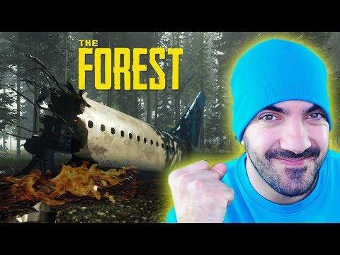 EL COMIENZO DE UNA NUEVA AVENTURA ⭐️ The Forest #1   iTownGamePlay