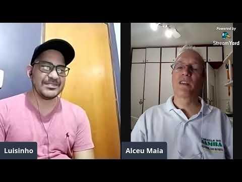 Live show com Alceu Maia