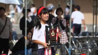 2014 不破中学校 運動会 赤団 笑顔と涙の記念日