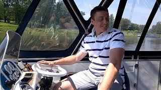 Водное такси в Гродно