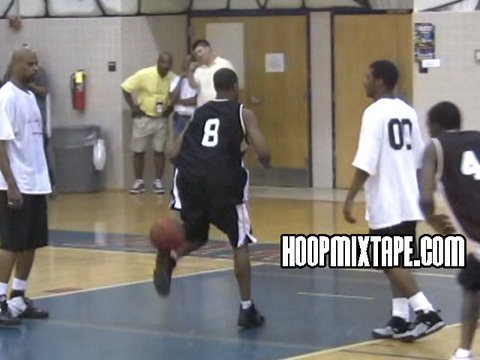 The Sickest Pass In Basketball? Pat Da Roc Showing Off