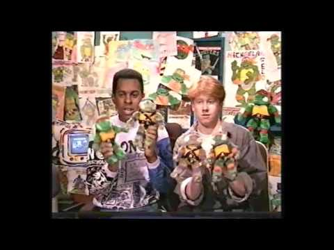 BBC 1 CBBC Broom Cupboard Andy Peters And Simon Parkin 1989 (VHS Capture)