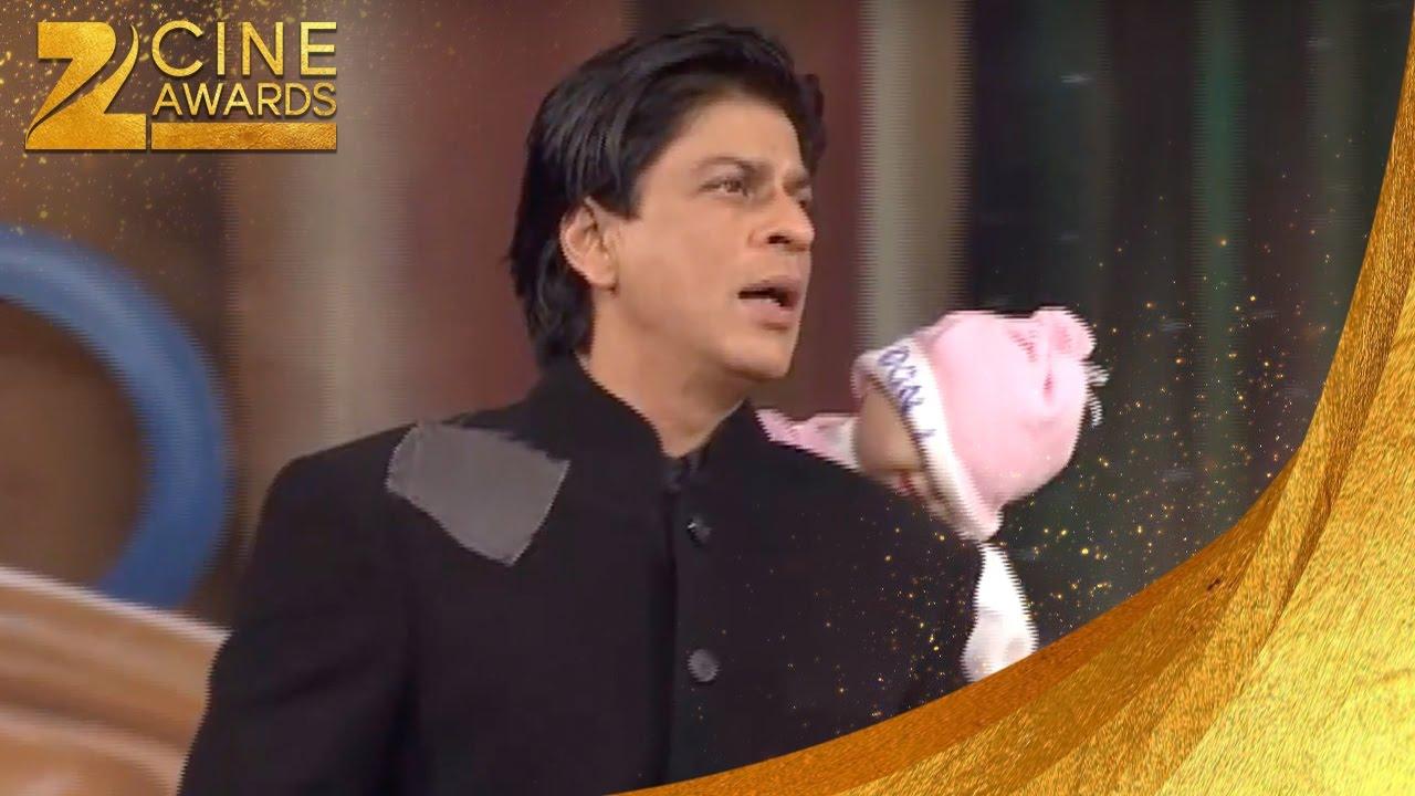Download Zee Cine Awards 2012 SRK & PC Baby Funny