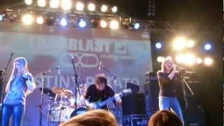 Euroblast - Destiny Potato (Aleksandra Djelmas growling)