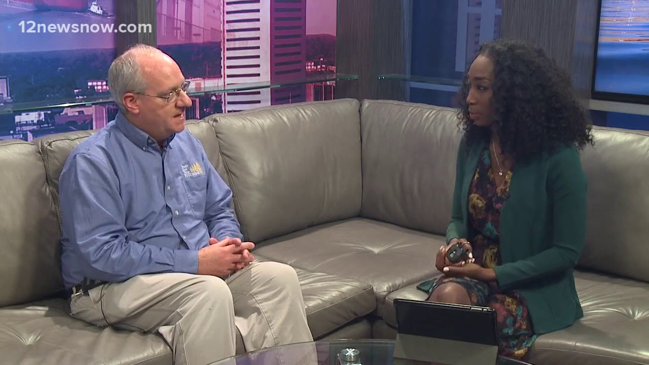 Dan Maher of the Southeast Texas Food Bank stops by to speak about the  summer food initiatives