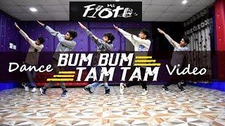 MC Fioti - Bum Bum Tam Tam Dance Video | Choreography by Ajay Poptron | Dance Cover