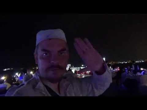 Dubai Marina - Дубай Марина, прогулка на теплоходе ресторане, реп от AlekZ(c) 18.04.18