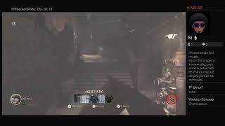 Transmissão ao vivo do PS4 de Blackdhell